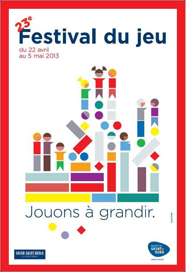 Le Festival du Jeu de Saint-Ouen