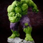 Kotobukiya : Marvel Comics Hulk Classic Avengers Fine Art Statue