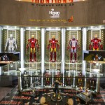 Hot Toys expose Iron Man