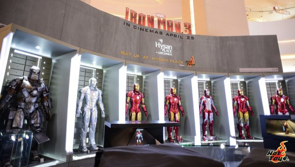 iron man hot toys expo 2