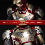 Hot Toys : Iron Man Mark XLII