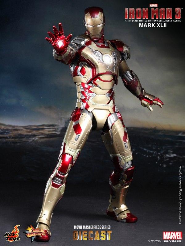 iron man hot toys mk xlii 3