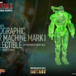 Iron Man 3 : Hot Toys révèle son War Machine Mk2