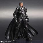 Man Of Steel : les figurines de Superman et de Zod par Play Art Kai