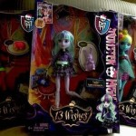 Monster High 13 wishes des fuites sur Ebay Uk