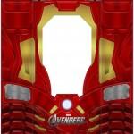 Iron Man échelle 1/4 : le packaging par NECA