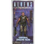 Aliens : les détails du packaging par NECA