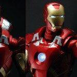 NECA : Iron Man à l'échelle 1/4 sort aujourd'hui