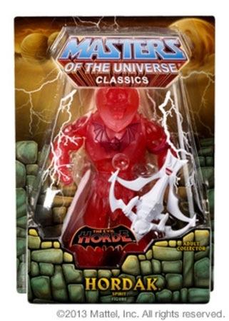 Masters of the Universe Classics Spirit of Hordak