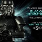 Star Wars : Blackhole Stormtrooper Premium Format