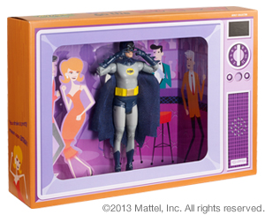 BATMAN Classic TV Series Batman Batusi Batman