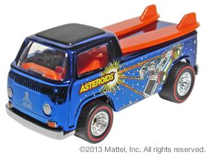 Hot Wheels : Atari Beach Bomb Pickup