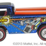 Atari Beach Bomb Pickup une exclue Hot Wheels sur le SDCC
