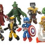 Marvel Minimates : la série 16 exclu Toys R Us en images
