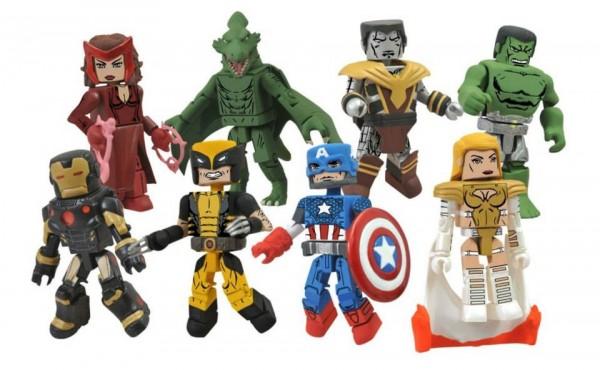 Marvel Minimates Series TRU 16 1