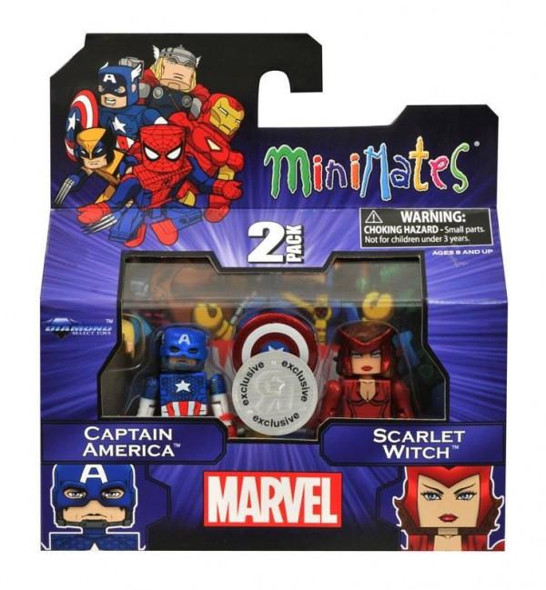 Marvel Minimates Series TRU 16 2