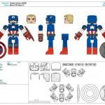 Marvel Minimates Series 16 TRU : les control arts