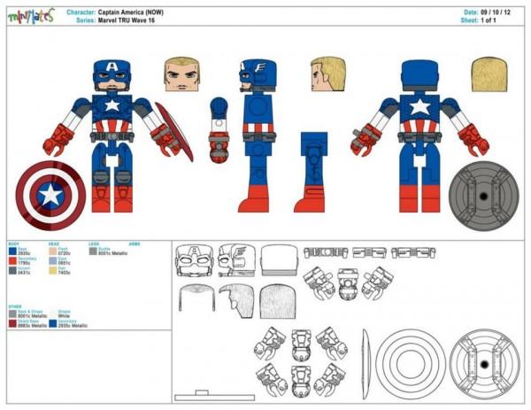 Marvel Minimates Series TRU 16 8