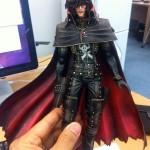 Harlock 2013, des figurines Albator par Square Enix