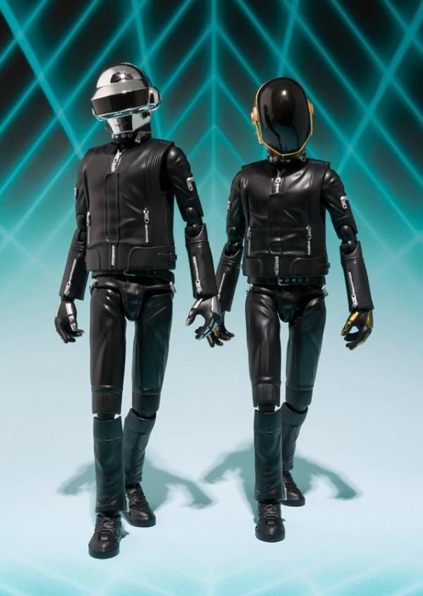 S.H. Figuarts Daft Punk bandai tamashii