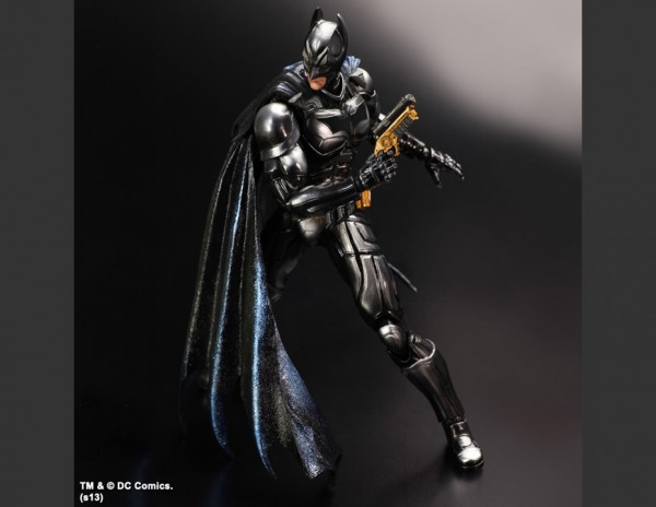 THE DARK KNIGHT TRILOGY PLAY ARTS -KAI- BATMAN™ SDCC 2013 EXCLUSIVE VER.
