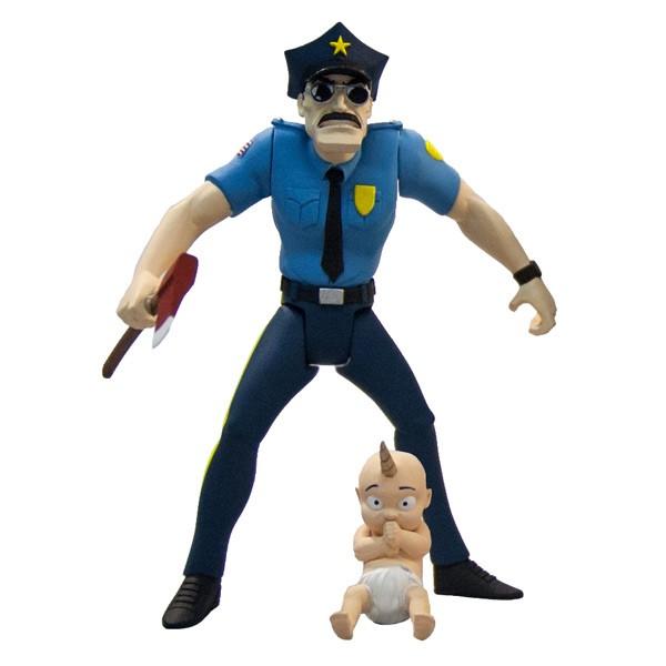 Axe Cop Mezco