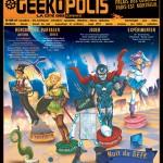 Agenda Week-end : Geekopolis + Expo Manga + Expo Cités d'OR