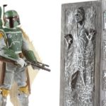 Un pack Boba Fett et Han Solo Cabonite Black Series en exclue au SDCC