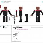 Star Trek Minimates : les control arts