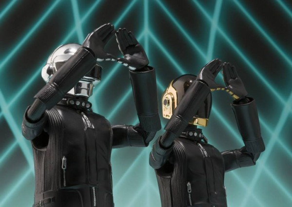 DAft Punk S.H. FIGUARTS