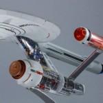 Star Trek : L'Enterprise se met à nu chez DST