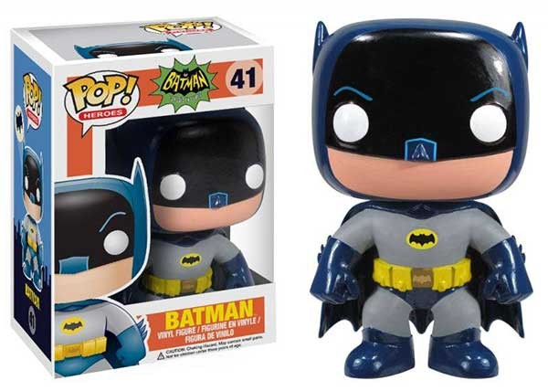 funko popvynil batman classics serie TV Batman