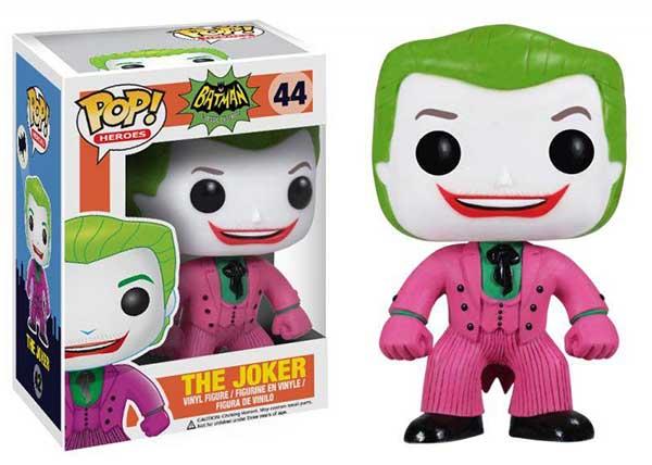 funko popvynil batman classics serie TV joker
