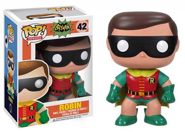 funko popvynil batman classics serie TV Robin