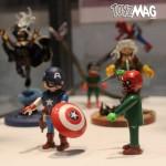 Une expo de playmobil customisés par Uchronys à Geekopolis