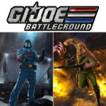 G.I. Joe Battleground le jeu vidéo mobile et tablette