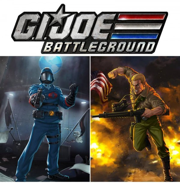 gijoe battleground