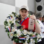 Hot Wheels : un record du monde et un champion junior !