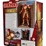 Iron Man 3 : Marvel Select Iron Man Mk42 et War Machine