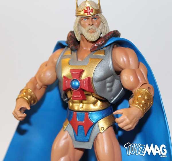 King He-Man Mattel - Review ToyzMag