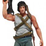 NECA : Rambo sort aujourd'hui