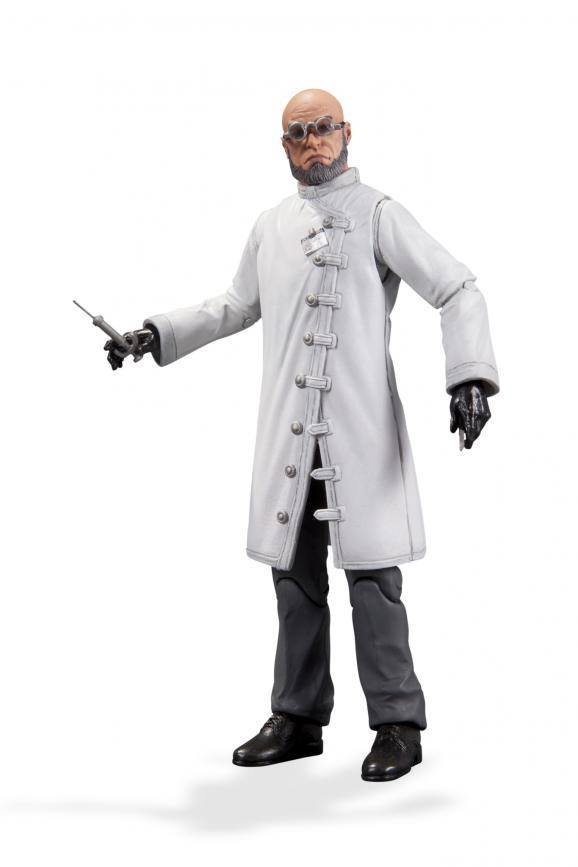 Hugo Strange Arkham City SDCC exclue