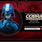 G.I. Joe  : nouveau Cobra Commander Sideshow