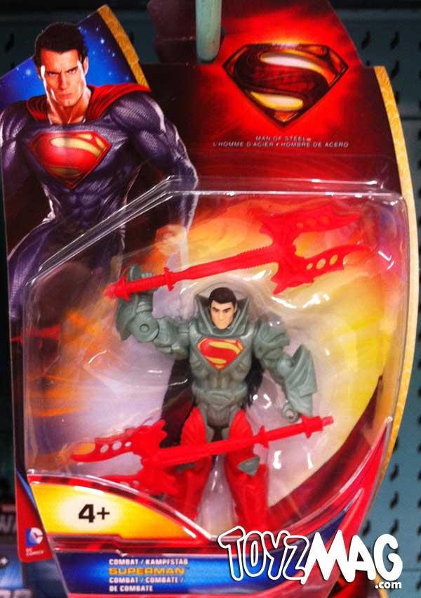 Man Of Steel Mattel