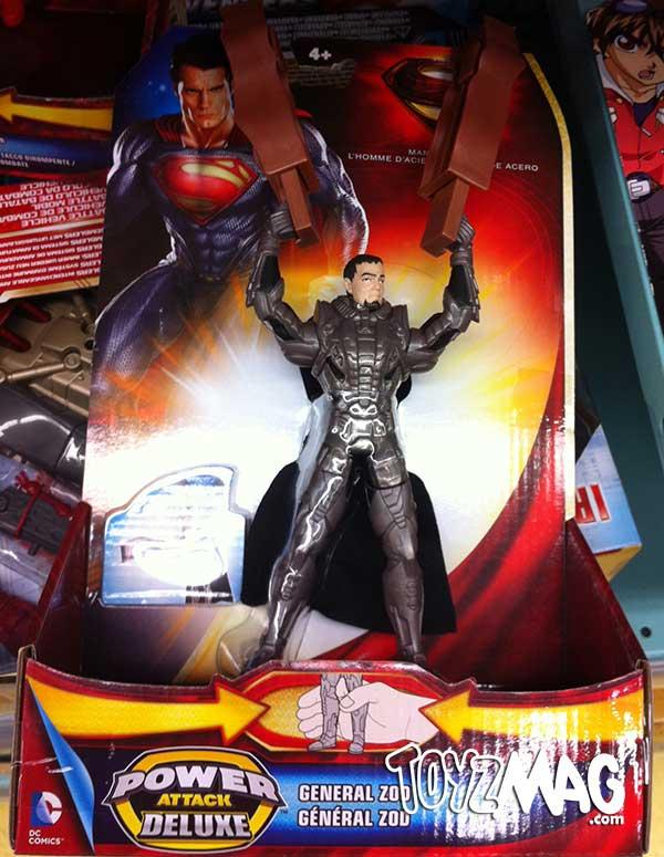 Man Of Steel Mattel  ZOD