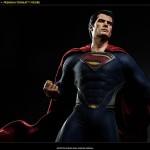 Sideshow : Man of Steel Superman préco en Premium Format