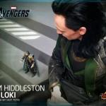 Marvel Avengers : les acteurs rencontrent Hot Toys