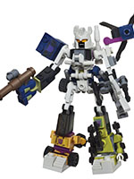 A2225 KRE-O Transformers Micro Changer Combiner Bruticus - Combiner Form