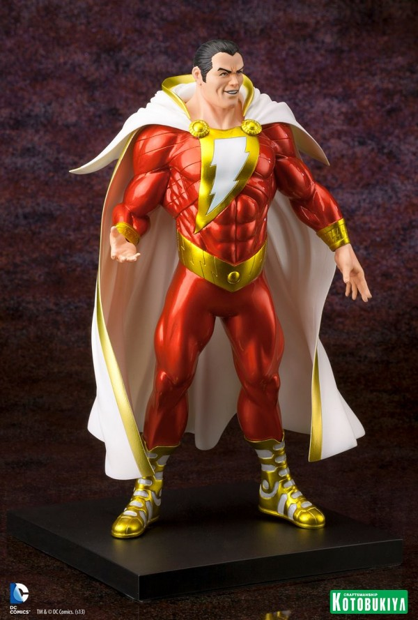 ARTFX Plus Shazam New 52 Kotobukiya