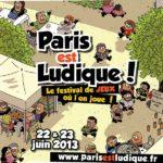 Paris est Ludique, le festival des Jeux où l'on joue